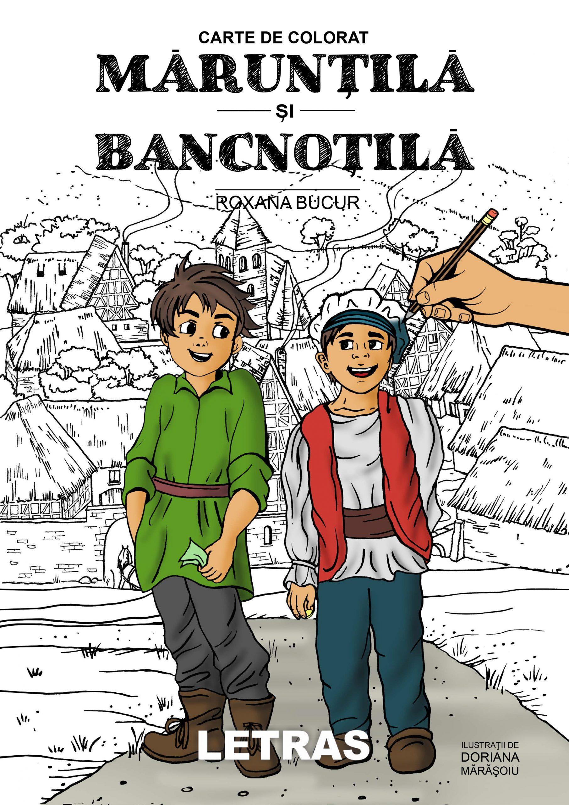 bucur-roxana_maruntila-si-bancnotila_carte-de-colorat_coperta-300-dpi-scaled